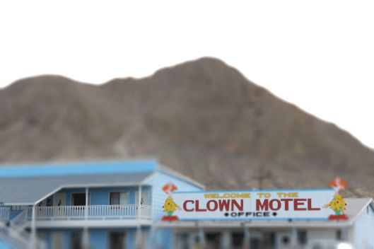 Clown Motel Tonopah, NV